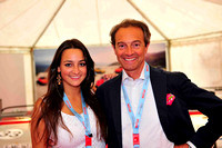 Marlene und Florian Kunz, Porsche Night of the Champions